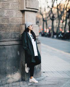 "75.3 mil Me gusta, 175 comentarios - Alba Paul Ferrer (@albapaulfe) en Instagram: ""Say You Won't Let Go  jacket @rainsjournal via @pepperlinestyle"""