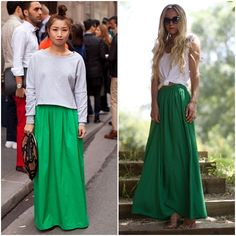 Emerald green NEED THIS SKIRT!