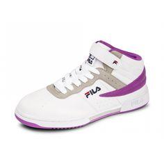 Fila F-13 mid - white Women sneaker
