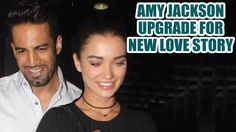 Amy Jackson Upgrade for new Love Story with Upen Patel - Lollipop Cinema...