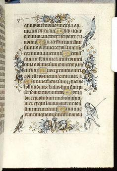 Book of Hours, MS M.854 fol. 142r - Images from Medieval and Renaissance Manuscripts - The Morgan Library & Museum