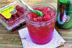 Raspberry Limeade Mocktail Recipe #sponsored