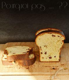 Cramique Belgium Food, Open Faced Sandwich, Our Daily Bread, Bread Rolls, Cookies Et Biscuits, Bread Baking, Raisin, Banana Bread, Brunch