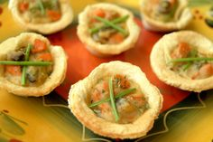 Lawyer Loves Lunch: Mini Chicken Pot Pies