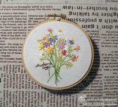 绣花…_来自设计的幸福生活的图片分享-堆糖网