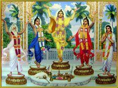 Five most Potent forms of Devotional Service Krishna Lila, Krishna Art, Radhe Krishna, Krishna Mantra, Radha Krishna Pictures, Lord Krishna Images, Hare Rama Hare Krishna, Shree Krishna Wallpapers, Srila Prabhupada
