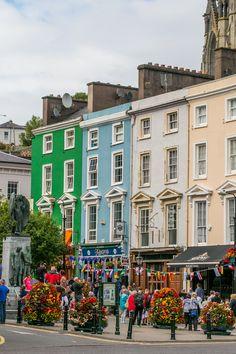 Cobh, County Cork, Ireland