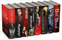 H.T. Night's 8 Book Vampire Box Set