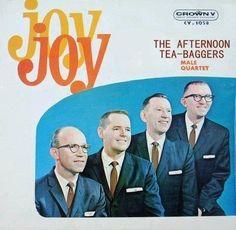 The Afternoon Tea-Baggers. | Les 27 pochettes d'album les plus bizarres de tous les temps