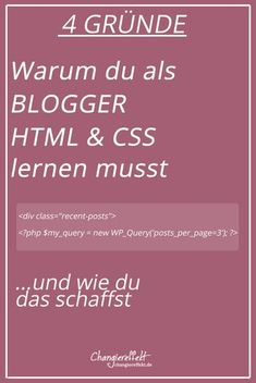 should also know something about the design. Why HTML & CSS are useful for you as a non-web designer, you can read here. Learn Html And Css, Make Money Blogging, How To Make Money, Blogger Blogs, Blog Online, News Blog, How To Start A Blog, Web Design, Social Media