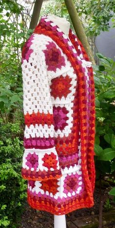 Poncho Cape with Hood by Maschenwunder on Etsy