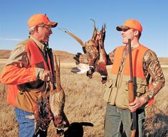 MYHRE: Pheasant hunting prospects brighten : Outdoors
