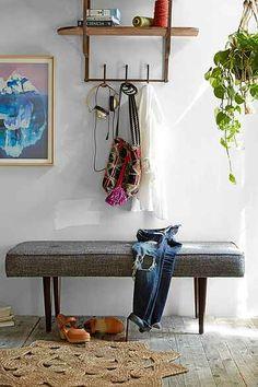 Henderson Upholstered Bench