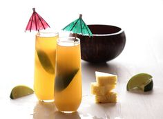 hello, summer, how's about a mai tai? • the pastry affair