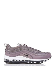 reputable site dbdd6 15c5c Nike Air Max 97 Premium en cuir et toile Violet by NIKE Air Max 97,