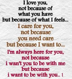 cute love quotes for him - love quotes for him cute - cute love quotes - cute… Cute Love Quotes, Unique Love Quotes, Love Quotes With Images, Love Quotes For Her, Romantic Love Quotes, Love Yourself Quotes, Quotes For Him, Quotes Quotes, Sweet Love Images