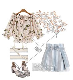 tree by masayuki4499 on Polyvore featuring polyvore, fashion, style, Zimmermann, Dorothy Perkins, Dot & Bo and clothing