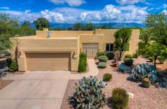 Gorgeous semi-custom home located ... in a small enclave of homes in NE Tucson…