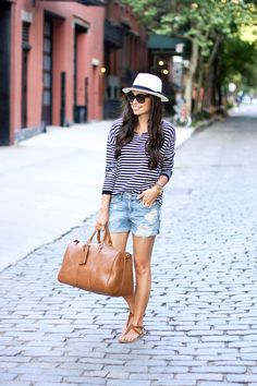 Travelers Collection: Summer Travel Outfit by With Love From Kat