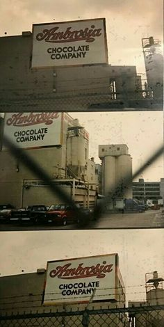 Ambrosia Chocolate Company where Jeff worked when he was in Milwaukee. Serial Friends, Chocolate Company, Chocolate Factory, Chocolate Car, Making Chocolate, Famous Serial Killers, Creepy People, Jeffrey Dahmer, Ted Bundy