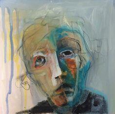 Veronica Cay | mixed media on canvas 30X30