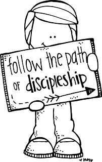 Follow the Path of Discipleship