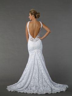 Nicole miller bridal spring 2016 wedding dresses nicole for Largest selection of wedding dresses