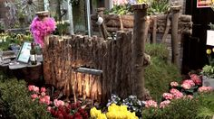 2016 Canada Blooms. Do Up The Doorsteps Carefree city front entrance. An abstract and playful landscape design, Mossy Groves and cute country English gardens, wildlife pocket garden, permeable pavers and drough tolerant plants, new and reclaimed products - gardeners bring nature right to your door! #canadablooms #canadablooms2016 #florist #floral #florals #amazing #garden #design #flowers #flower #plants