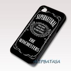 Supernatural For iPhone 4/4s 5/5s/5c Samsung S3/S4 by Alipbatasa, $14.25