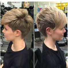 Great cut on @sophieldavies89.  Comment if want more multi angle pictures.  by nothingbutpixies