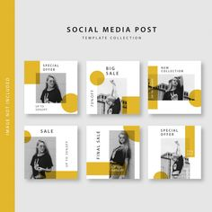 Discover thousands of Premium vectors available in AI and EPS formats Instagram Feed Ideas Posts, Instagram Feed Layout, Feeds Instagram, Instagram Design, Catalogue Design Templates, Instagram Frame Template, Retro Vintage, Social Media Design, Christian Posters