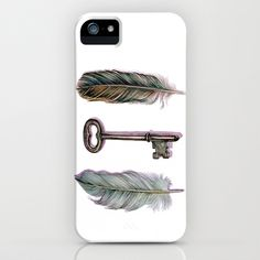 The Key to Great Acting iPhone & iPod Case by Jody Edwards Art - $35.00