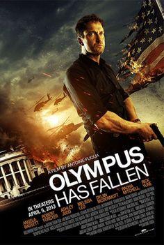 """Gerard Butler é destaque nos cartazes do filme """"Olympus Has Fallen"""" http://cinemabh.com/novo/imagens/gerard-butler-e-destaque-nos-cartazes-do-filme-olympus-has-fallen"""