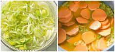 Carrot Leek Soup