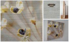 RELEASING THE OFFSPRING (6) - Foto op hout, Photo on wood, print, afdruk, acaciahout, FSC keurmerk