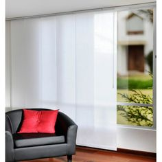 Persiana vertical panel track 180 x 240 cm, Reggia|Persianas verticales|homecenter.com.co