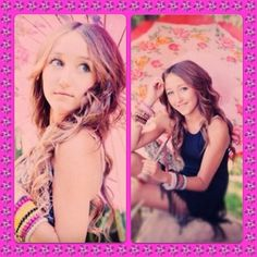 Noah Cyrus. I love her.