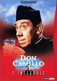 Locandina Film Don Camillo di Giovanni Guareschi