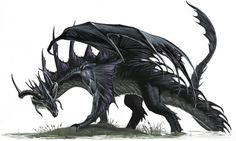 """""""Ancalagon the Black""""~Mightiest of the dragons of Middle Earth"""