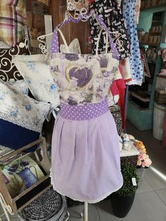 Handgemacht Apron, Fashion, Handmade Gifts, Men And Women, Handbags, Children, Pinafore Dress, Moda, Fasion