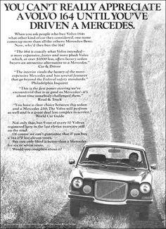 Volvo 164 - adv (1971)