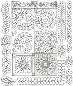 Free Quilting Patterns - Top Free Quilting Downloads