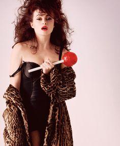 Helena Bonham Carter~ Love♥her wicked ways! Candy Craze, Wicked Ways, Helena Bonham Carter, Love Her, Celebs, People, Color, Dresses, Women