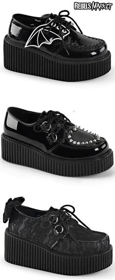 Shop creepers at RebelsMarket!