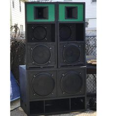 Speaker 18 vintage peavey