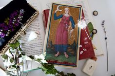 Tarot Reading   Simple Reading  Past Present and by LadyAsenath