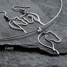 wire horses