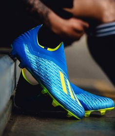 Introducing the all-new Energy Mode exclusively available through adidas and selected retail partners. Cool Football Boots, Soccer Boots, Football Shoes, Football Cleats, Girl Football Player, Football Girls, Adidas Football, Football Players, Soccer Gear