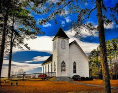 A Little Country Church