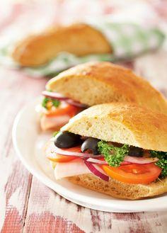 Ciabatta, italialainen leipä suomalaiseen tapaan | K-Ruoka